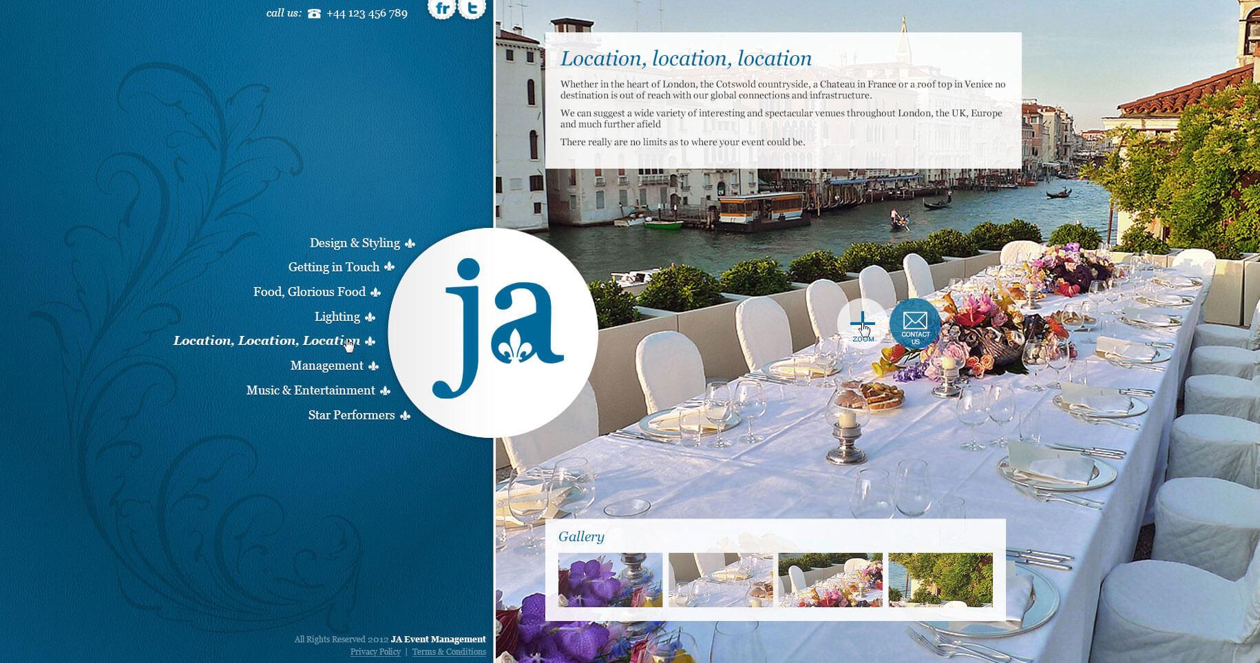 JA Location