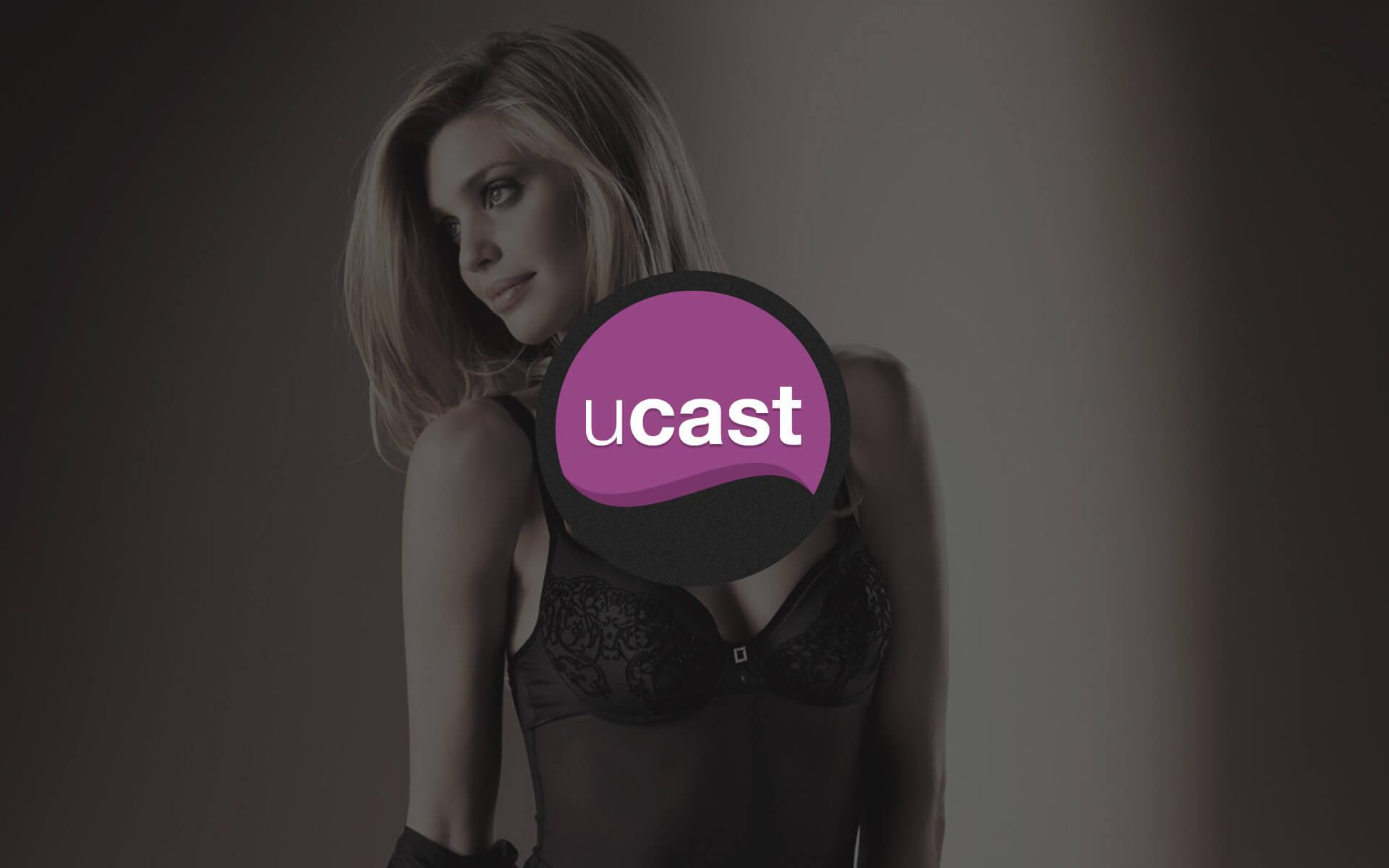 uCast Cover Logo
